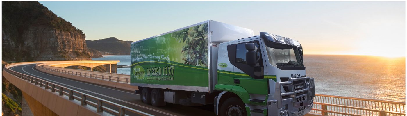 PLANT DELIVERY SERVICE QLD